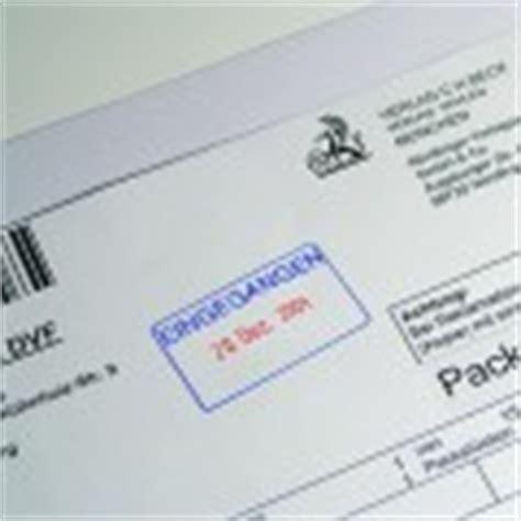 stempel eingang eingangsstempel f 252 r wichtige dokumente