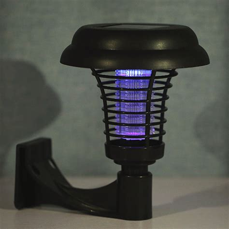Solar Powered Uv Light Loskii Lg Gl1 Uv Led Solar Powered Outdoor Mosquito Insect