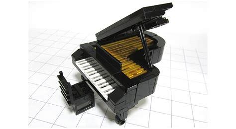 lego keyboard tutorial piano reaches 10 000 brickset lego set guide and database
