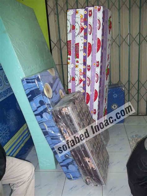 Kasur Bed spesialis sofabed inoac