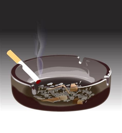 ashtray free images at clker com vector clip art