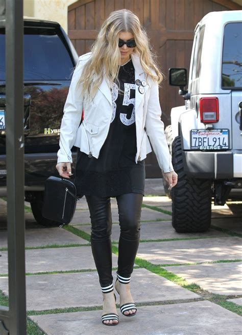 Fergie And Church Do It Right by Vote Which Had The Best Weekend Style