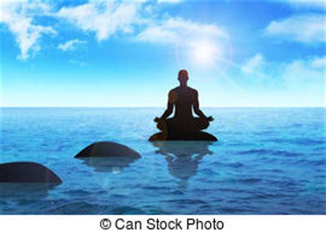 meditation stock illustration images  meditation