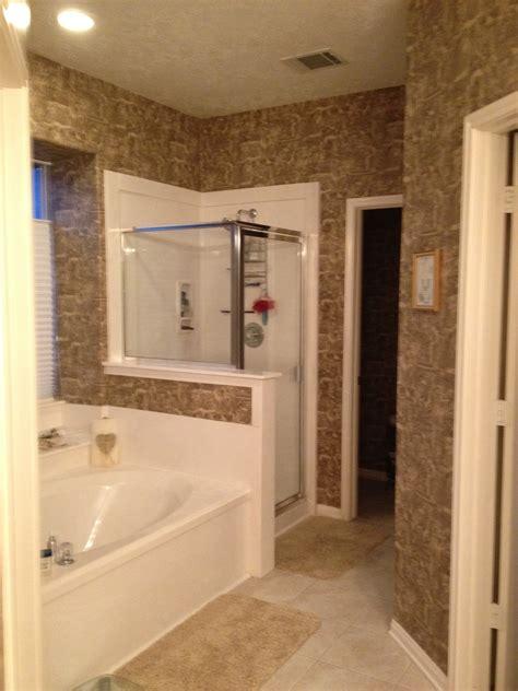 Small Bathroom Wallpaper Ideas   Dgmagnets.com