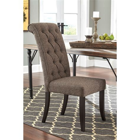 tripton rectangular dining room table d530 25 tables ashley signature design tripton 7 piece rectangular dining