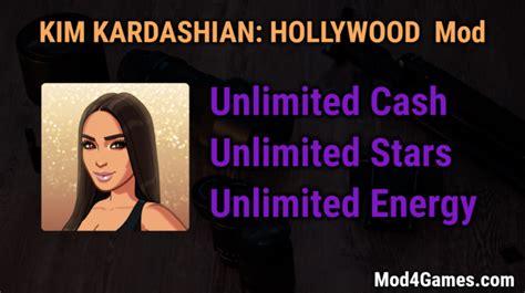 game mod offline unlimited kim kardashian hollywood modded game apk free with