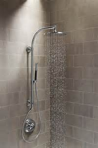 Black bathroom ideas with toilet and sink under modern bathroom faucet kohler rain shower