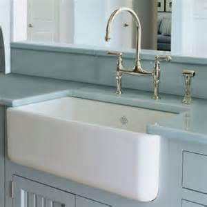 shaw kitchen sinks rohl rc3018 30 quot shaws sinks original fireclay apron sink