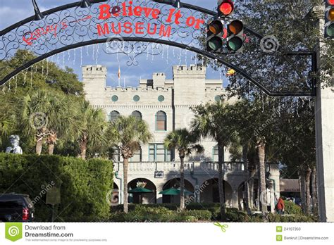 st augustine florida business jet traveler ripley s believe it or not museum in st augustine