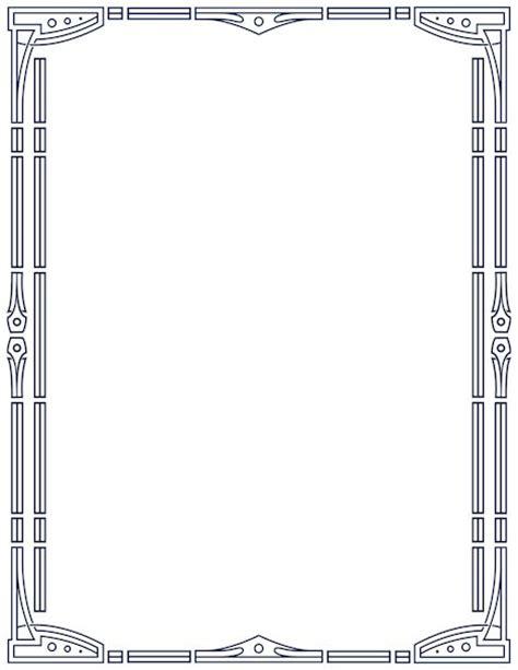gatsby border template printable deco border free gif jpg pdf and png