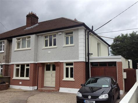semi detached house semi detached house external insulation prices absolute