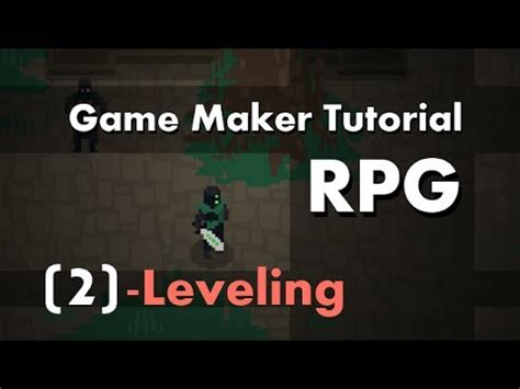construct 2 free tutorial game maker tutorial build an rpg 2 leveling youtube