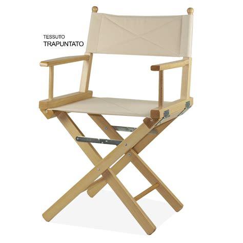 sedia regista sedia regista in legno verniciato regista p arredas 236