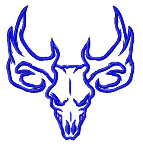 deer head stencil free download clip art free clip art