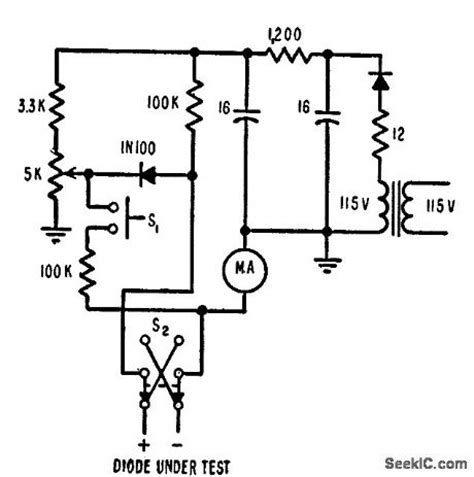 germanium diode leakage current germanium diode leakage current 28 images draw the vi characteristics of an ideal diode ece