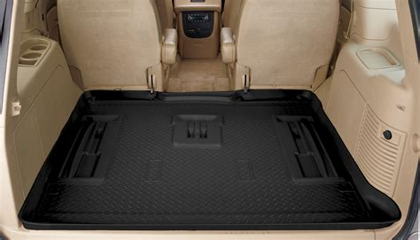 Suburban Cargo Mat by Suburban Husky Liners Extended Cargo Liner 21441 Ebay