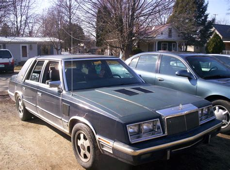 86 Chrysler New Yorker by 1986 Chrysler New Yorker Pictures Cargurus