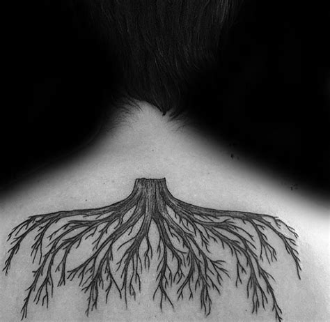 tree roots tattoo 60 tree roots designs for manly ink ideas
