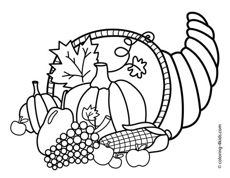 Download Coloring Pages Thanksgiving Coloring Pages Kindergarten Thanksgiving Coloring Pages