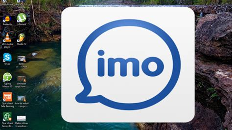 imo for mobile how to install imo on laptop pc