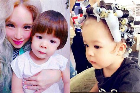 blogger xiaxue blogger xiaxue causes stir with toddler son s hair perm