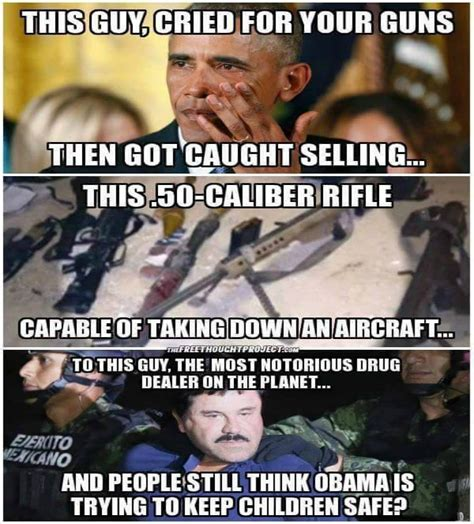Obama Shooting Meme - meme brutally exposes obama s gun control hypocrisy
