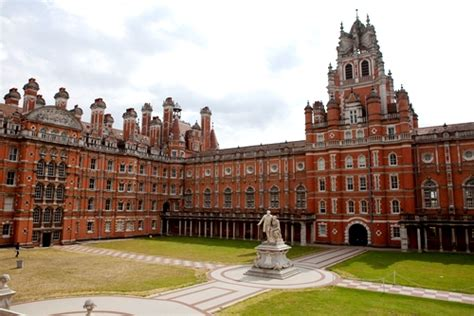 Royal Holloway Of Mba Ranking by Top 10 Beautiful Historic Universities In The Uk Top