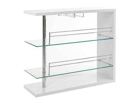 petit bureau en verre petit bureau en verre 4 table de bar coloris