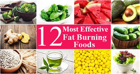 12 Most Surprising Fattening Foods by 12 Most Effective Burning Foods