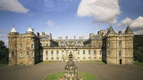 holyrood house palace of holyrood house investigate create