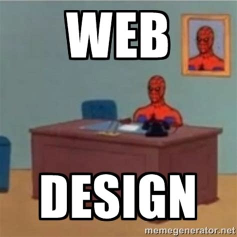 Web Developer Meme - 30 funniest web design memes