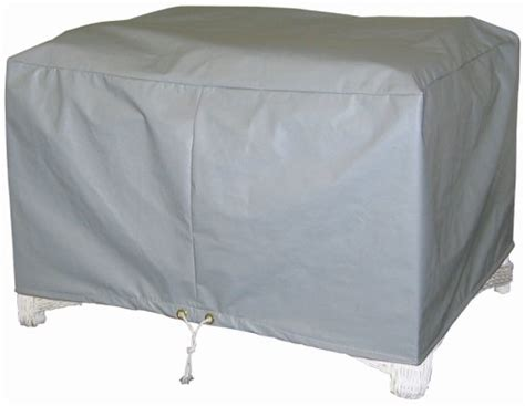 small ottoman covers protective covers weatherproof ottoman cover small gray