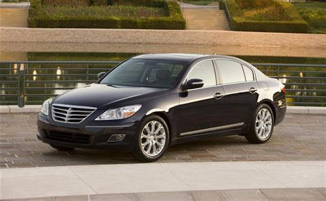 2008 Hyundai Genesis 2008 hyundai genesis picture 223804 car review top speed