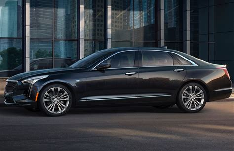 2019 Cadillac Turbo V8 by 2019 Cadillac Ct6 V Sport Debuts With V8 Gm Authority