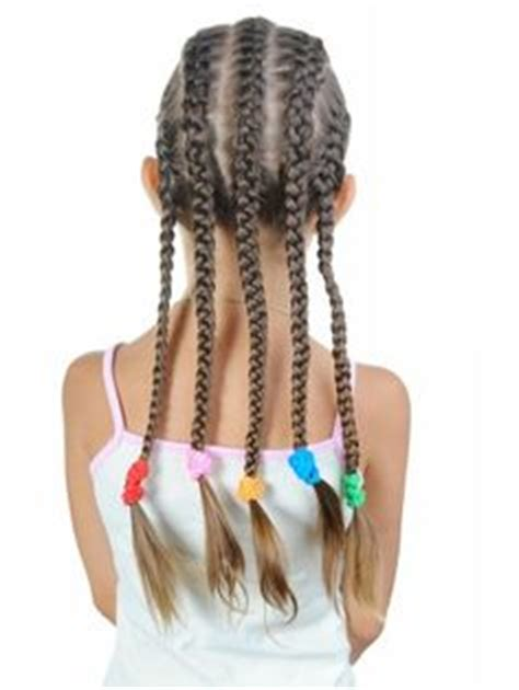 kids plaits children s hair on pinterest children hair cute