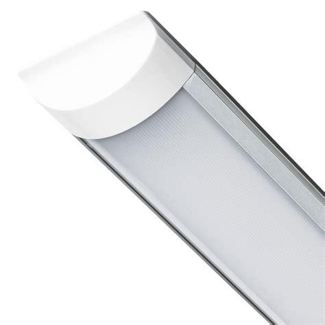 6ft led light deltech 5000 series 6ft 63w led ceiling slim batten light