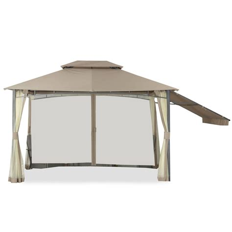 walmart gazebo replacement gazebo canopy garden winds canada
