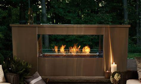 napoleon outdoor fireplace napoleon galaxy outdoor fireplace