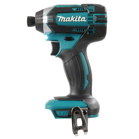 makita 18v lxt 1 4 inch impact driver tool only the