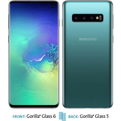 samsung galaxy s10 samsung corning gorilla glass