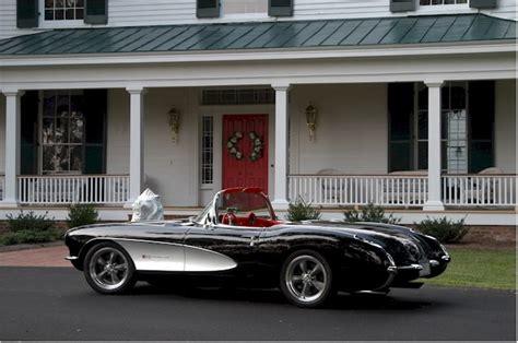 1957 corvette kit car don t call it a kit car corvette central s concept 57