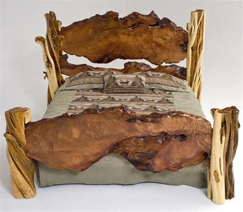 log rustic furniture at great prices quality decor exotic log beds effects masturbation