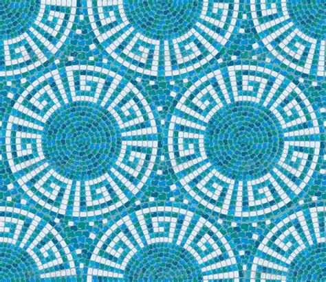 seamless mosaic pattern vector seamless mosaic pattern graphicriver