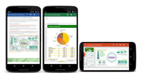mobile version of microsoft releases a new preview version of office on android