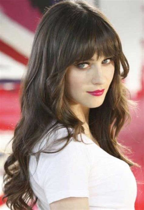hairstyles for long black hair with bangs 100 best haircuts for women long hairstyles 2017 long
