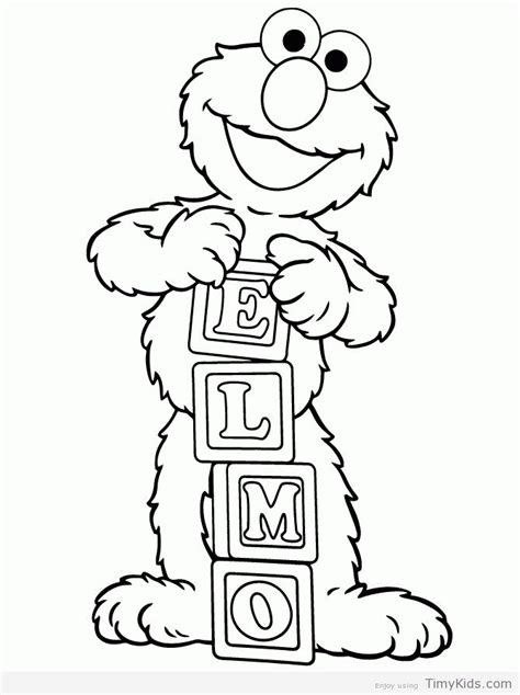 sesame street coloring pages birthday 67 best sesame street coloring pages images on pinterest