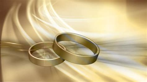 Wedding Ring Animation by Animated Wedding Rings Stock Footage 1902835