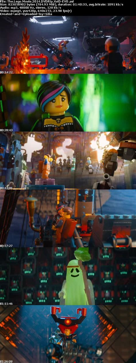anthony daniels lego movie the lego movie 2014 dvdrip xvid evo free ebooks