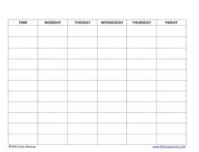 Lunch And Schedule Template by Lunch And Schedules Just B Cause