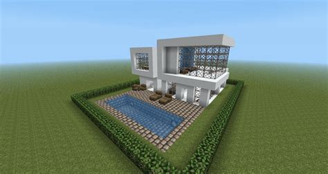 House Designs Minecraft by Modern House Design Minecraft Project